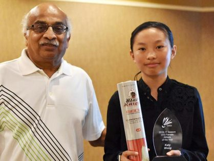 2017 Badminton Ontario Awards Banquet