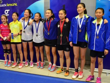 17.18 Badminton Ontario Jr HP A #2 - Stratford