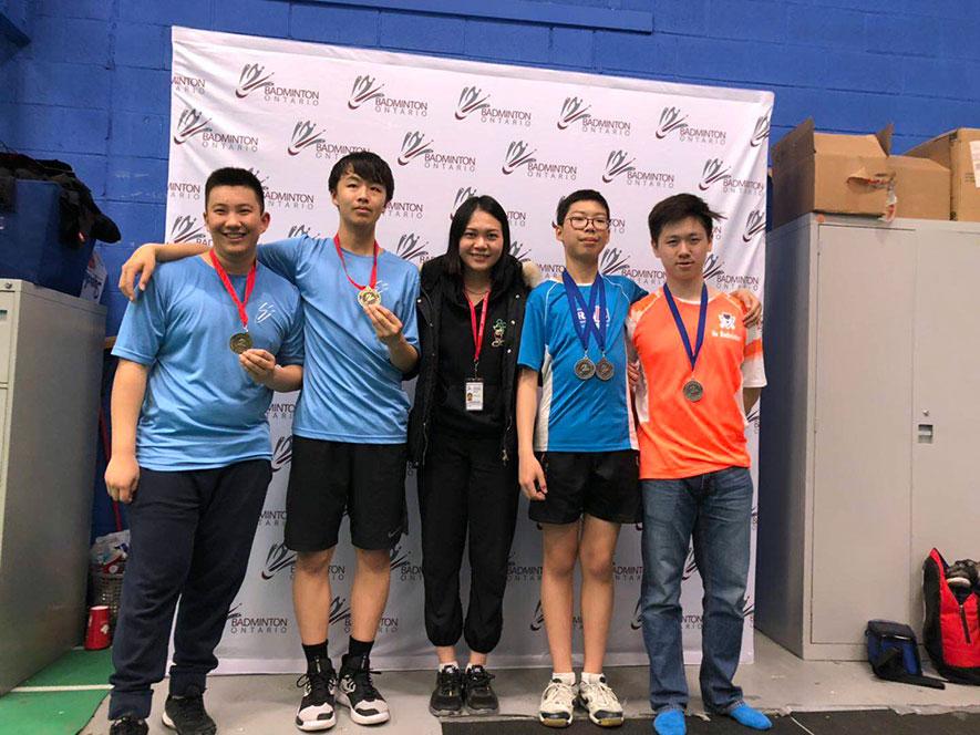 18.19 Badminton Ontario Jr  C Championships