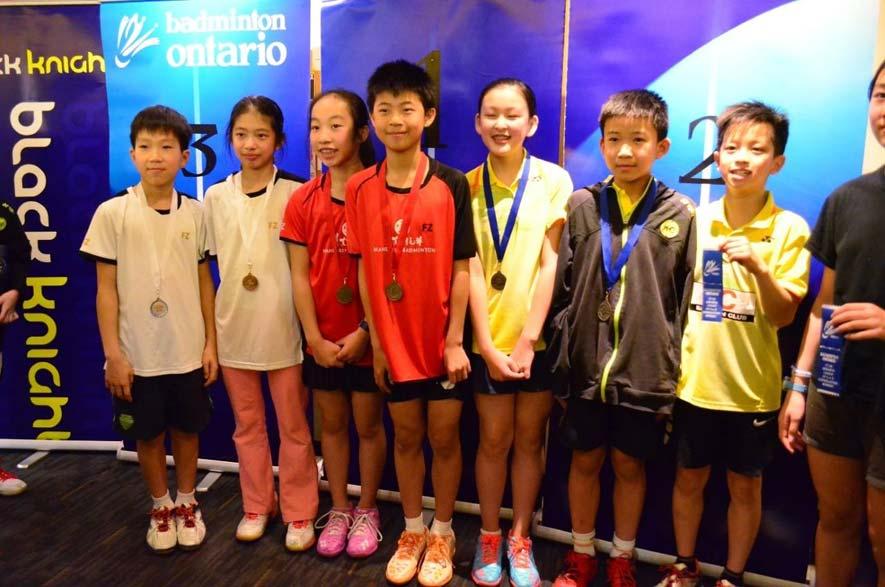 17.18 Badminton Ontario Jr HP A #5 – Mandarin